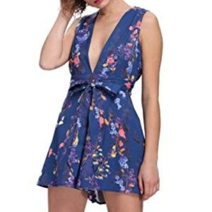218506c11128 NEW MOXEAY flower Romper